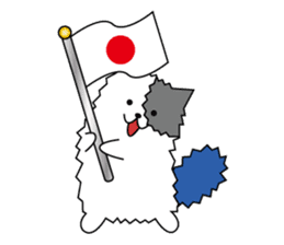 Everyday of POME-kun sticker #592904