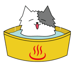 Everyday of POME-kun sticker #592906