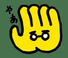Massot Hand-kun sticker #593594