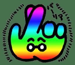 Massot Hand-kun sticker #593605