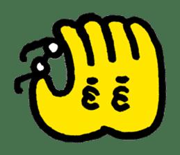 Massot Hand-kun sticker #593611