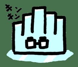 Massot Hand-kun sticker #593613