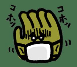Massot Hand-kun sticker #593618