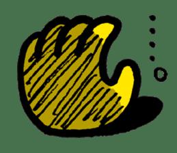 Massot Hand-kun sticker #593621