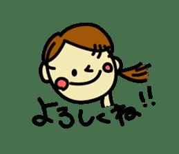 kota & Lara sticker #593679