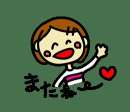 kota & Lara sticker #593683