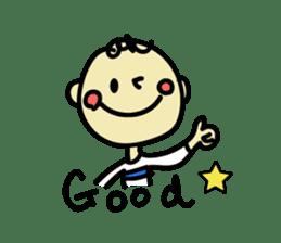kota & Lara sticker #593685