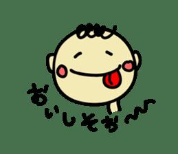 kota & Lara sticker #593694