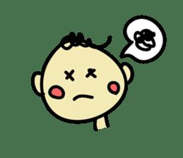 kota & Lara sticker #593698