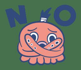 Do your best !  TAKOMARU sticker #593795