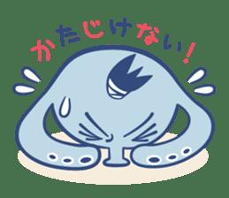Do your best !  TAKOMARU sticker #593801