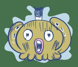 Do your best !  TAKOMARU sticker #593828