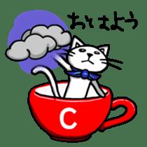OnoNyanko speaks Hiroshima dialect sticker #594555