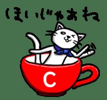 OnoNyanko speaks Hiroshima dialect sticker #594562