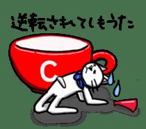 OnoNyanko speaks Hiroshima dialect sticker #594589