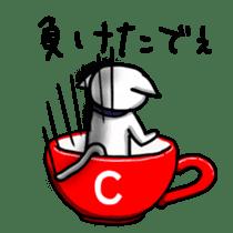 OnoNyanko speaks Hiroshima dialect sticker #594591