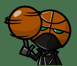 Bball Rider sticker #595814