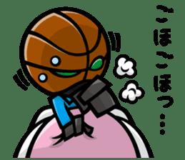 Bball Rider sticker #595817