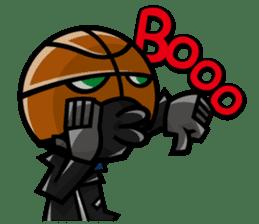 Bball Rider sticker #595822