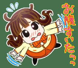 Ushi-ko chan  &  Yoshikawa kun. sticker #595888