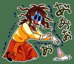 Ushi-ko chan  &  Yoshikawa kun. sticker #595889