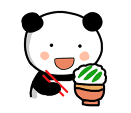 Daily panda people of the world can use sticker #596645