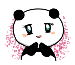Daily panda people of the world can use sticker #596649