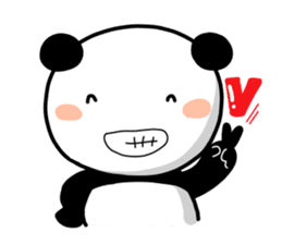 Daily panda people of the world can use sticker #596651