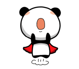 Daily panda people of the world can use sticker #596656