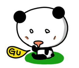Daily panda people of the world can use sticker #596658