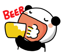 Daily panda people of the world can use sticker #596660