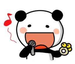 Daily panda people of the world can use sticker #596665