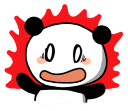 Daily panda people of the world can use sticker #596667