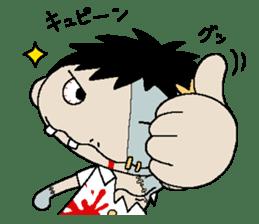 Zombie Life sticker #597524