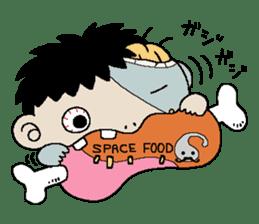 Zombie Life sticker #597534