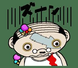 Zombie Life sticker #597545