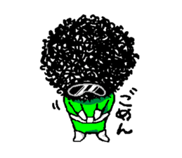 mozya-green sticker #598003