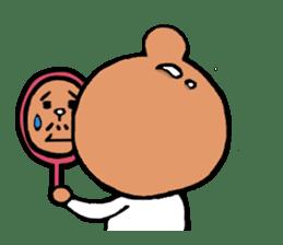 Bear Ryman sticker #598365