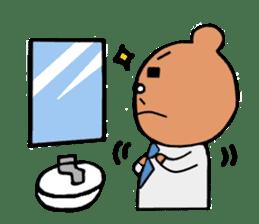 Bear Ryman sticker #598366