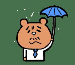 Bear Ryman sticker #598367