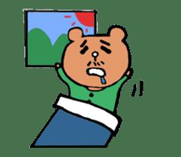 Bear Ryman sticker #598370