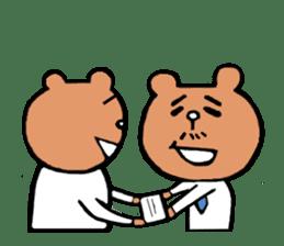 Bear Ryman sticker #598371
