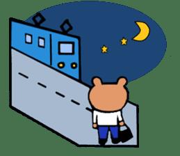 Bear Ryman sticker #598372