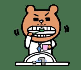 Bear Ryman sticker #598373