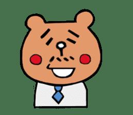 Bear Ryman sticker #598376