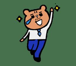 Bear Ryman sticker #598377