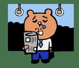 Bear Ryman sticker #598378