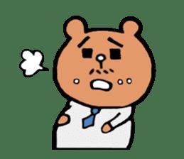 Bear Ryman sticker #598383