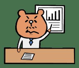 Bear Ryman sticker #598385