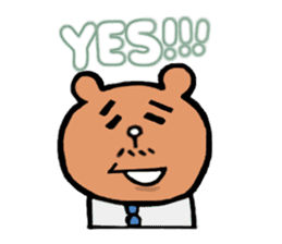 Bear Ryman sticker #598386